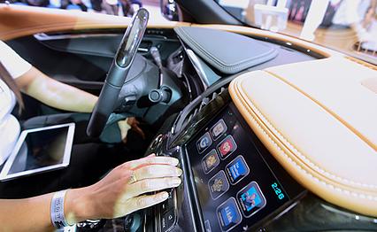 innovation of car image