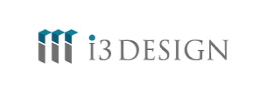 i3 DESIGN ロゴ