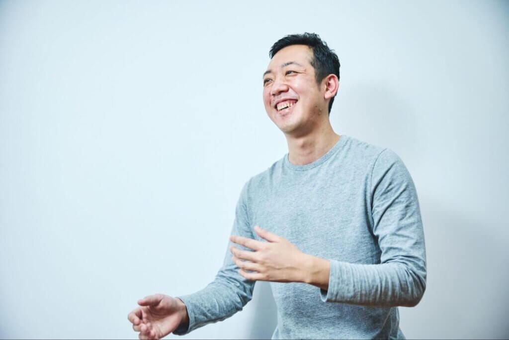 メンバー紹介 今井 雄大 マーケティングディレクター