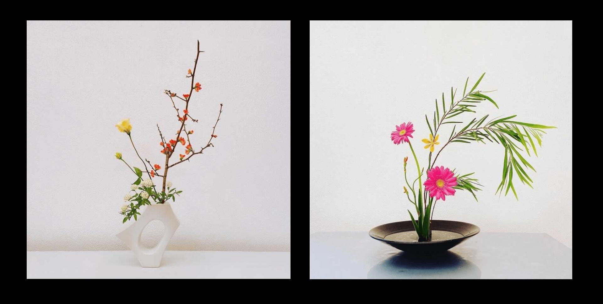 村上雄紀|趣味の生花